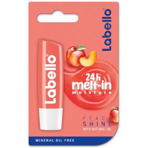 Labello Peach Shine