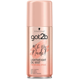 got2b #OhMyNude lightweight oil mist