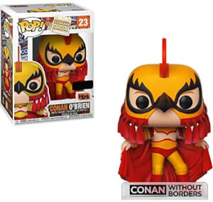 Conan as Luchador EXC Pop! Vinyl Figure