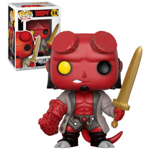 Hellboy with Sword EXC Pop! Vinyl Figure