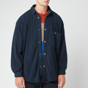 YMC Men's Ryder Overshirt - Navy