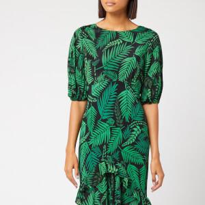 RIXO Women's Cheryl Maxi Dress - Green