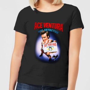 Ace Ventura Peephole Women's T-Shirt - Black