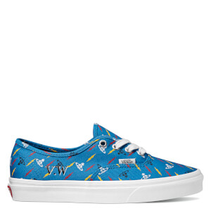 Vans X Vivienne Westwood Authentic Trainers - Thunderbolt Orbs/True White