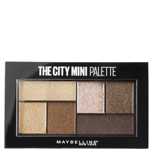 Maybelline The City 400 Rooftop Bronzes Mini Eye Shadow Palette 60g