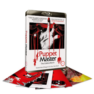 Puppet Master: The Littlest Reich Zavvi Exclusive Blu-Ray
