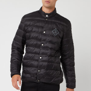 Barbour Beacon Men's Sergeant Quilt Jacket - Black