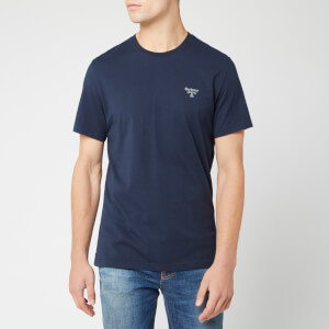 Barbour Beacon Men's Small Logo T-Shirt - New Navy