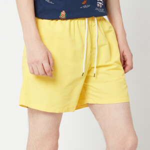Polo Ralph Lauren Men's Traveller Swim Shorts - Coastal Yellow