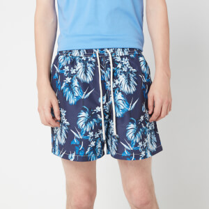 Polo Ralph Lauren Men's Traveller Swim Shorts - Tonal Floral