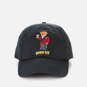 Polo Ralph Lauren Men's Tuxedo Bear Cap - Polo Black