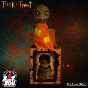 Boîte à ressort Sam, Trick 'r Treat– Mezco