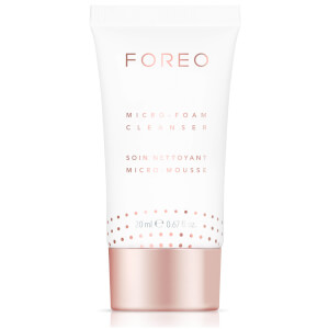 FOREO Micro-Foam Cleanser 20ml (Worth $10.00)