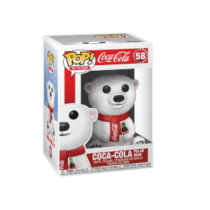 Coca-Cola Polar Bear Pop! Vinyl Figure