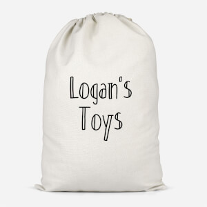 Boy's Named Toys Cotton Storage Bag