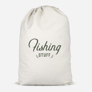 Fishing Stuff Cotton Storage Bag