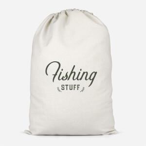 Fishing Stuff Cotton Storage Bag