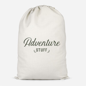 Adventure Stuff Cotton Storage Bag
