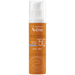 Avène Very High Protection Fluid SPF50+ Sun Cream for Sensitive Skin 50ml