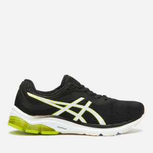 Asics Men's Running Gel-Pulse 11 Trainers - Black/Neon Lime