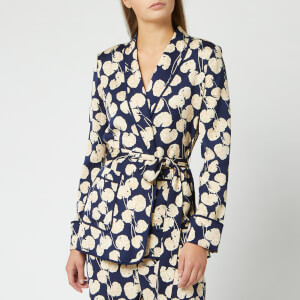 Diane von Furstenberg Women's Veronica Jacket - New Navy