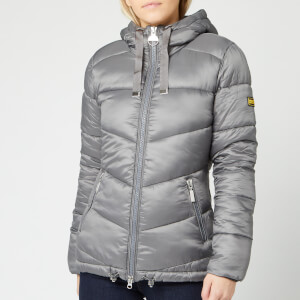 Barbour International Women's Brace Quilt Jacket - Tempest/Tornado
