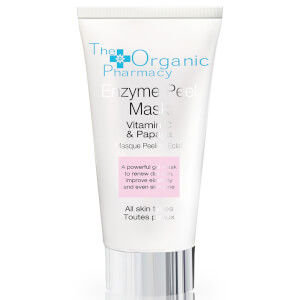 The Organic Pharmacy Enzyme Peel Mask with Vitamin C and Papaya