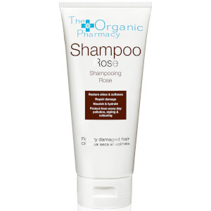 The Organic Pharmacy Rose Shampoo 200ml/6.7oz