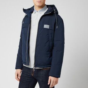 Armani Exchange Men's Reflective Logo Jacket - Deep Navy