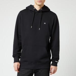 Calvin Klein Jeans Men's Badge Hoodie - CK Black