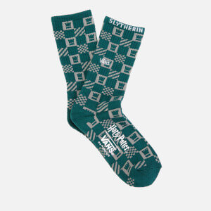 Vans X Harry Potter Slytherin Socks - Green