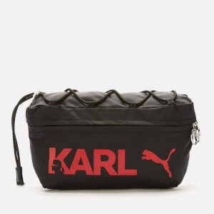 Puma X Karl Lagerfeld Women's Waist Bag - Puma Black