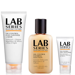 Lab Series Skincare For Men Oil Control Bundle