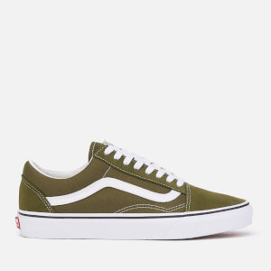 Vans Men's Old Skool Trainers - Beech/True White