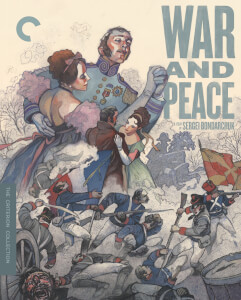War And Peace - Criterion Collection (2 Disc Blu-Ray)