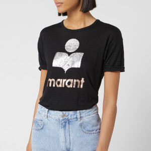 Isabel Marant Étoile Women's Koldi T-Shirt - Black
