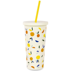 Kate Spade Insulated Tumbler Citrus Twist