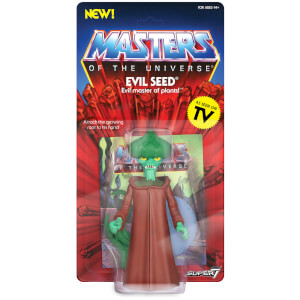 Super 7 Masters of the Universe Vintage Figure Wave 4 (Evil Seed)