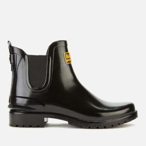 Barbour International Women's Assen Chelsea Wellies - Black