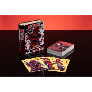 Marvel Deadpool Playing Cards