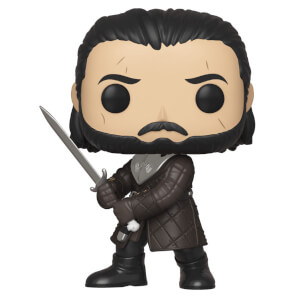 Game of Thrones - Jon Snow (stagione 8) Figura Pop! Vinyl