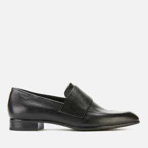 Vagabond Women's Frances Leather Slip-On Shoes - Black