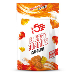 High5 Energy Caffeine Gummies - 10 x 26g