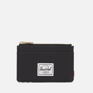 Herschel Supply Co. Men's Oscar Zip Wallet - Black
