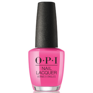 OPI Limited Edition PUMP Neon Collection - Nail Polish V-I-Pink Passes 15ml
