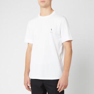 Neil Barrett Men's Anniversary T-Shirt - White/Black