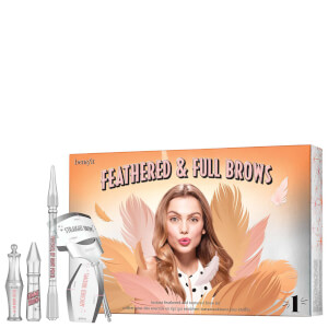 benefit Feathered & Full Brow Pencil & Brow Gels Collection Shade 01 Light