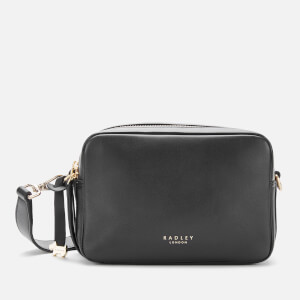 Radley Women's Alba Place Small Zip Around Cross Body Bag - Black