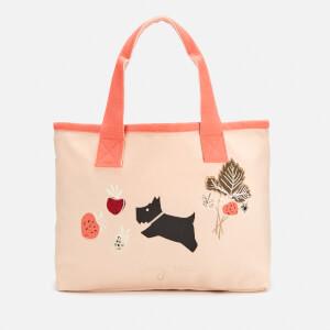 Radley Women's Berry Nice Small Crook Grab Bag - Blush