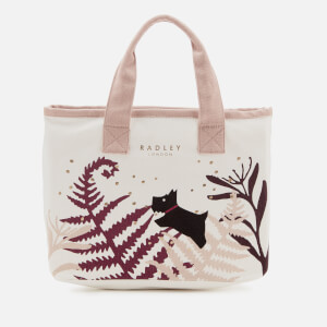 Radley Women's Wild Side Small Crook Grab Bag - Natural